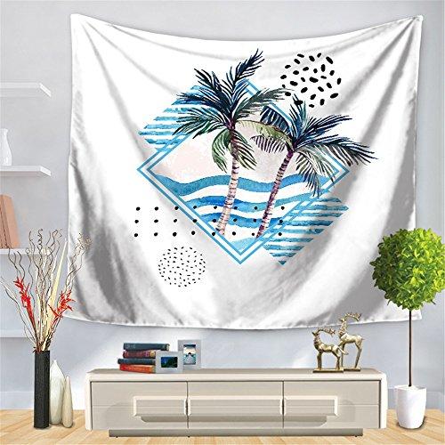 HmDco Geometric Mosaic Printing Tapestry Wall Hanging Beach Towel,multicolor,200*150cm