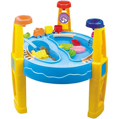 Preisvergleich Produktbild Bieco 06-008804 Rundtisch für Wasser/Sand