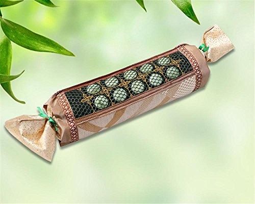 Jade hws Kissen Kissen Kaffee kühlen Kühlen Mahjong Kissen 45cm Durchmesser 8,5 Wochen 29cm