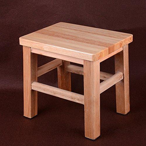 Stühle aus massivem Holz Stühle aus Eichenholz Stühle aus hellem Holz Stühle aus Holz Schuhe-Schemel Niedrige Stühle Stühle aus Holz Kinder-Hocker