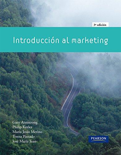 Introducción al marketing por Gary Armstron, Philip Kotler