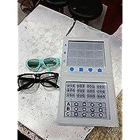 Stéréo Random Dot 2 Test test d'acuité stéréo avec des lunettes adulte et pédiatrique