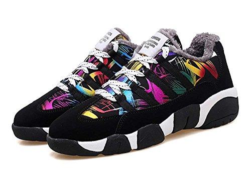 Hommes Et Femmes Sports De Plein Air Chaussures Hiver Nouveau Classique Couple Chaud Souliers Confortables Fitness Chaussures