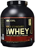 Optimum Nutrition Gold Standard 100% Whey Proteína en Polvo, Doble...