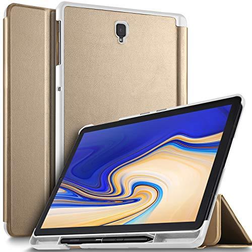 f5ae46f5a3d ELTD Funda Carcasa con portalápices para Samsung Galaxy Tab S4 10.5 SM -T830N/T835N