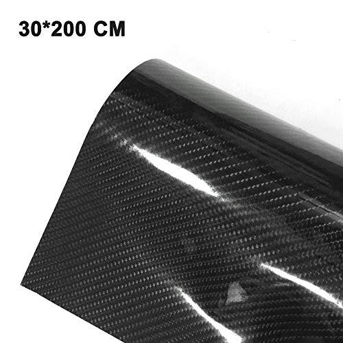 earlyad Auto Folie 6D Auto Highlight Light Carbon Innenaufkleber