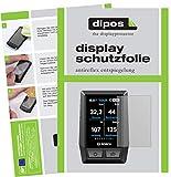 dipos I 2X Schutzfolie matt passend für Bosch Kiox e-Bike Display Folie Displayschutzfolie