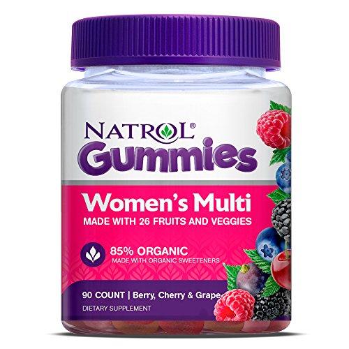 Natrol Multi Gummibärchen, 90 Gummy -
