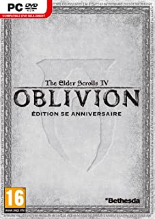 The Elder Scrolls IV : Oblivion - édition 5ème anniversaire by The Elder Scrolls PC Fr (B005CP4AA4) | Amazon price tracker / tracking, Amazon price history charts, Amazon price watches, Amazon price drop alerts