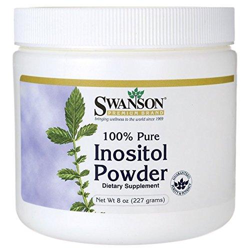 Swanson 100% Pure Inositol Powder (227g) Test