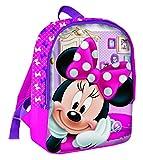CORIEX Rosa Bow Disney Minnie Mochila