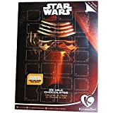 Star Wars Kylo Ren Adventskalender 90g Schokolade