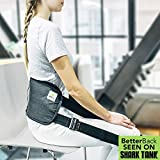 #1 Lower Back Support Posture Belt | Improves Posture & Eases Lower Back Pain While You Sit Down ( Use For Just 15 Mins A Day ) | BetterBack - As Seen On Shark Tank USA | For Men & Women review