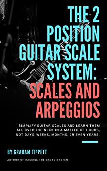 The Two Position Guitar Scale System: Scales and Arpeggios (English Edition) di [Tippett, Graham]
