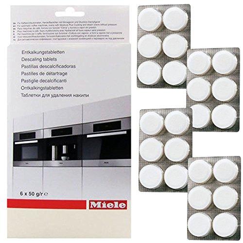 MIELE pulizia 10270530 compresse 6 pezzi Miele 10178330 pastiglie anticalcare