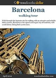 Barcelona Walking Tour (Walking Tours Book 111) (English Edition)