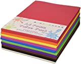 Dovecraft Essentials - A4 Creative Foam Sheets Assorted Colours (50 Pack, 10 Colours)