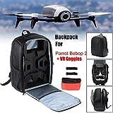 Parrot UAV Zubehör Parrot Bebop 2 Rucksack Tasche Portable Schulter Koffer Power FPV, Wir Sind spezialisiert auf Drohnen und Zubehör (Parrot Bebop 2)