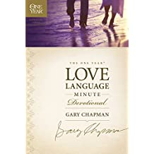 The One Year Love Language Minute Devotional (The One Year Signature Series) (English Edition)