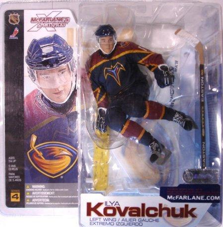 McFarlane Toys NHL Sports Picks Series 4 Ilya Kovalchuk (Atlanta