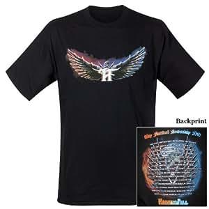 Hammerfall - T-Shirt Any Festival Necessary 2010 (in XL)