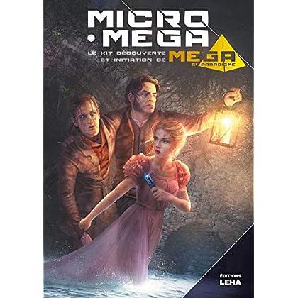 Micro Mega Kit Découverte  Mega 5e Paradigme