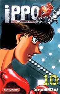 Ippo Saison 3 - La Défense Suprême Tome 10