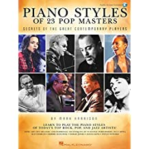 Mark Harrison - Piano Styles Of 23 Pop Masters Book & CD