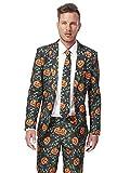Kürbis Suitmeister Kostüm - Halloween - M