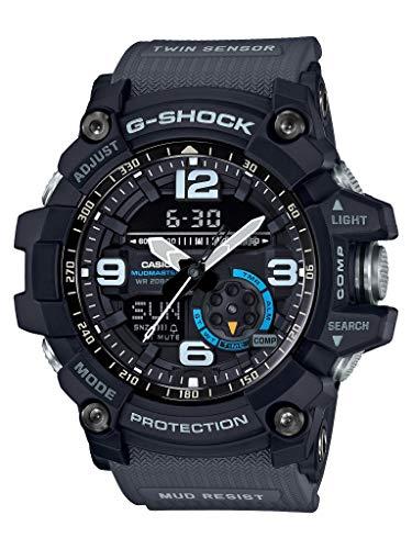 G-Shock by Casio Men\'s GG1000-1A8CR Watch Black