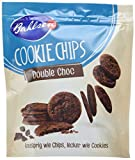 Bahlsen Cookie Chips Double Choc, 130 g