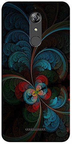 SEI HEI KI Design 46 High Quality Silicon Printed Designer Back Cover for Micromax Canvas Infinity