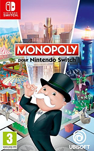 Monopoly pour Nintendo Switch