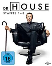 Dr. House Staffel 1-8