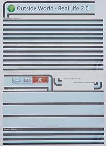 getDigital Computerfenster Wandaufkleber