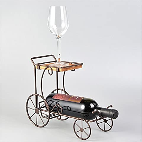 XPY&DGX- European creative personality home decoration ornaments wine display stand