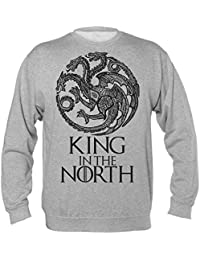 GoT House Targaryen Jon Snow King In The North Unisex Sweatshirt