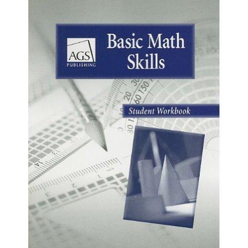 Basic Math Skills: Student Workbook by August V. Treff (2006-01-30)