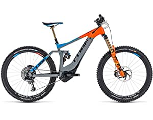 MTB V1260 Cube Stereo Hybrid 160 Action Team 500 27,5 2018 – 16 ""