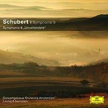 Symphonie Nr.8 & Nr.9 by F. Schubert