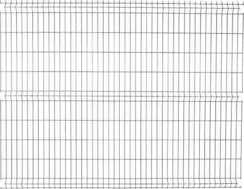 Clotures Place Panneau Vert 6005 250 x 200 x 5 cm HYBV248X193