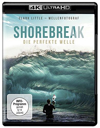 Shorebreak 4K: Die perfekte Welle - Ultra HD Blu-ray [4k + Blu-ray Disc]