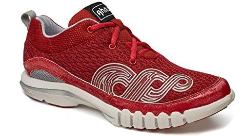 Ahnu Yoga Flex Toile Chaussure de Course Pepper Red
