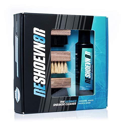 Reshoevn8r 4oz 3 pennello Sneaker Kit di pulizia