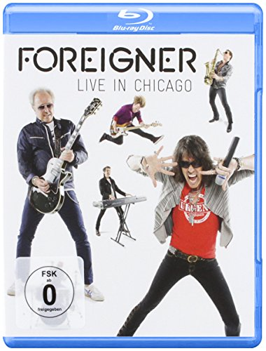 Foreigner - Live in Chicago