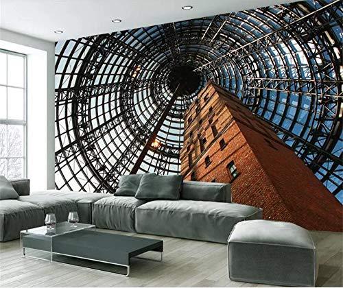 Benutzerdefinierte Größe Fototapete Wandbild Wohnzimmer Sofa TV Hintergrund Tapete Architektur Australien Bild Tapete Wohnkultur 400x280 cm