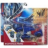 Hasbro A9863E24 - Transformers 4 One Step Magic Optimus Prime