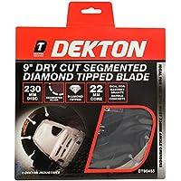 Dekton DT80455 - Lama diamantata segmentata per