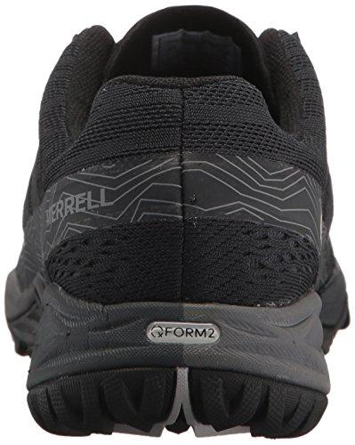 Merrell Siren Hex Q2 e-Mesh, Stivali da Escursionismo Donna Nero (Super Black)