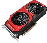 Palit NVIDIA GTX960 Grafikkarte (PCI-e, 4GB, HDMI, DVI, DisplayPort, 1 GPU)